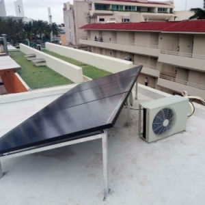 off-Grid Split Type 100% Solar Energy Power Air Conditioner pictures & photos