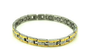 Newest Health Magnetic Bracelet for Man Magneet Energy Heath Care pictures & photos