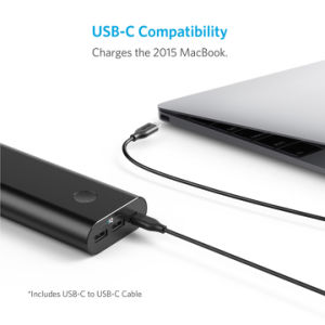 Anker Powercore+ 20100mAh USB-C Powerbank pictures & photos