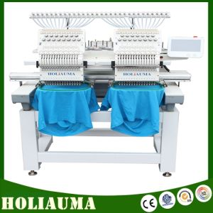 Domestic Best Multi-Functions 2 Head Computerized Embroidery Machine with Lowest Cost Brother Similar pictures & photos