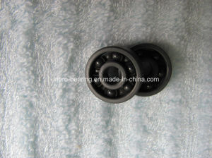 Ceramics Hybrid Bearing Ball Bearing 6201, 6202, 6203, 6205, 6206zz/2RS pictures & photos