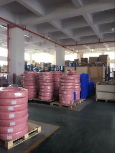 Transparent PU Hose for The Knitting Machine pictures & photos