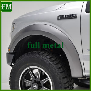 15-16 F-150 Raptor-Style Fender Flares with Light for Ford pictures & photos