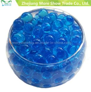 Wholesale Dark Blue Crystal Soil Water Beads Absorption Beads for Wedding Decoration pictures & photos