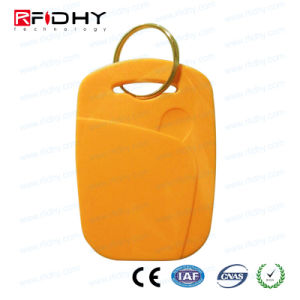 100PCS/Bag ISO14443A 13.56MHz NFC RFID Keyfob pictures & photos