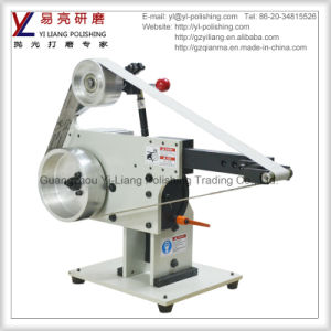 Vertical and Horizontal Multi-Use Sand Belt Abrasive Manual Grinder pictures & photos