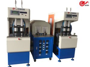 New Creative Semi Auto Bottle Blowing Machine pictures & photos