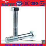 China Stainless Steel Zinc Plated/HDG Hex Head Bolt pictures & photos