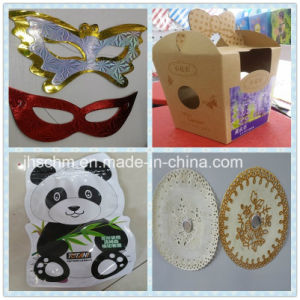 Automatic Cardboard Die Cutting Creasing Machine pictures & photos