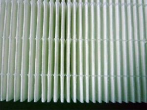 H10~H14 Mini-Pleated HEPA Filter Media Pack pictures & photos