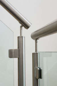 High Quality Stainless Steel Handrail Balustrade Railing pictures & photos