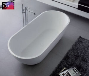 Cupc Certified Artificial Stone Solid Surface Bathtub Sizes pictures & photos