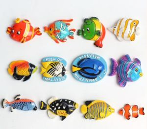 Chinese Fish-Shaped Fridge Magnets (006) pictures & photos