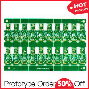 100%Test Fr4 HDI 0.1mm Rigid PCB pictures & photos
