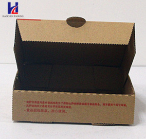Paper Pizza Carton Box for Pizza Stores pictures & photos