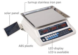 Hy-888 China Solar Panel Electronic Price Computing Scale pictures & photos