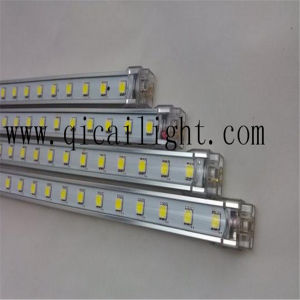 Fashionable Good Quality Warm Whtie DC12V 5630 LED Rigid Strip pictures & photos