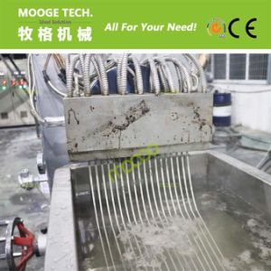 Plastic Single Stage strand cooling Pelletizing Line pictures & photos