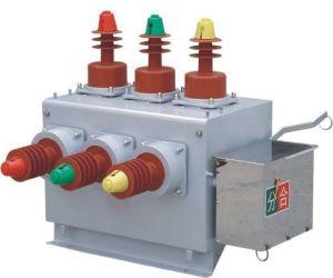 Outdoor High Voltage Vacuum Circuit Breaker pictures & photos