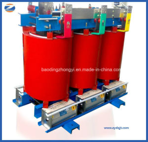 Power Distribution Equipment Three Phase Cast Resin Dry Type Transformer pictures & photos