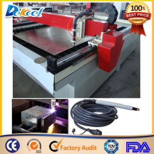 CNC Plasma Stainless Steel/Carbon Steel/Structure Steel/Iron Cutting Machine pictures & photos