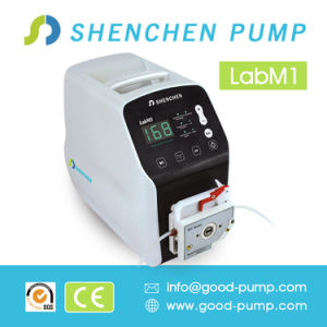 China Hot Sale Cheap Price LCD Display Basic Peristaltic Pump Made by China Supplier pictures & photos