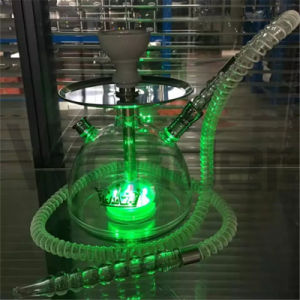Fashionable Acrylic Hookahs with LED pictures & photos