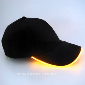 Factory LED Popular Cotton/Customized Logo Golf Cap Baseball Hats pictures & photos