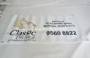 13oz High Resolution Outdoor Advertising Vinyl PVC Banner (SS-VB103) pictures & photos