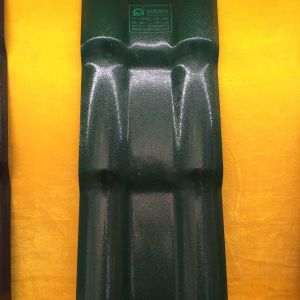 Color Lasting Lightweight PVC Roof Tile Per Price
