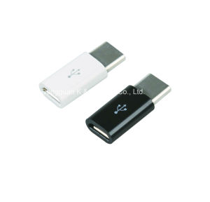 USB3.1 Type C to Micro USB 2.0 Connector, Micro 5pin to USB Type C Adapter pictures & photos