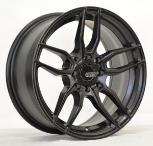 Eight hole balck machine face after alloy wheel pictures & photos
