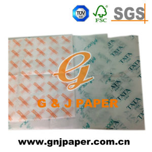 Colorful Printed Tissue Paper Used on Present Packing pictures & photos
