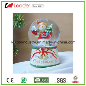 Hand Painted Resin Water Ball with Glitter for Home Decorative and Promotion Gifts pictures & photos
