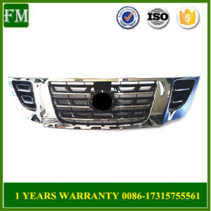 for Nissan Patrol Y62 ABS Chrome Front Grille pictures & photos