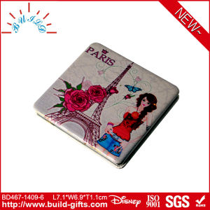 Pocket Mirror for Promotions pictures & photos