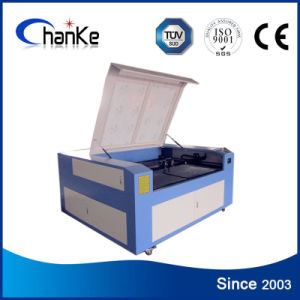 CO2 Laser Cutter CNC Machine for Crafts ABS Stickers pictures & photos