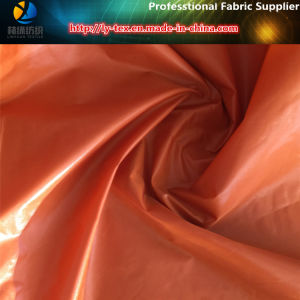 360t Polyester Taffeta with Heavy Cire Faceside for Jacket pictures & photos