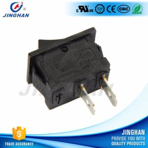 Jinghan Kcd1-116A Spst Rocker Switch on-off Switch/Micro Switch 2 Pins pictures & photos