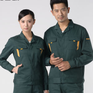 Factory Produce Work Wear Clothing Cotton Industrial Work Uniform pictures & photos