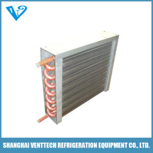 Finned Copper Tube Condenser and Evaporator pictures & photos