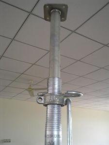 Q235 U-Cup Head Pre Galvanized Adjustable Scaffolding Shoring Prop pictures & photos