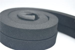 Acrylic-Modified Asphalt 25mm Expanding PU Foam Tape pictures & photos