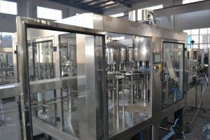 Bottled Soda Water Filling Machine for Sale pictures & photos