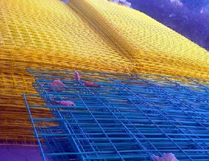 High Quality Galvanized Welded Wire Mesh Panel pictures & photos
