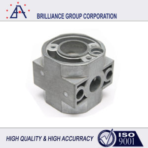 High Precision Connector of Aluminum Die-Casting (SY0004) pictures & photos