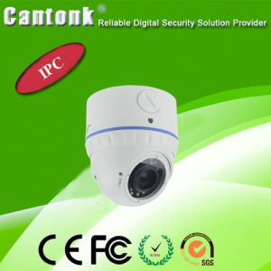 Waterproof Dome Surveillance IP Camera with SD Card Slot (KIP-200SHR30H) pictures & photos