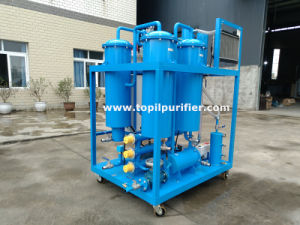 Vauum Used Turbine Oil Lube Oil Cleaning Machine (TY) pictures & photos