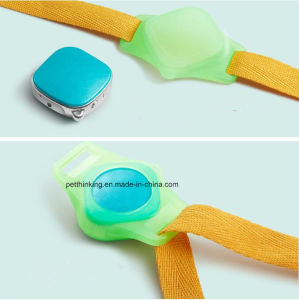 Pet GPS Tracker Waterproof Dog Collar pictures & photos