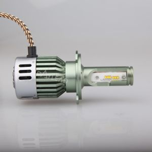 LED H4 Hi/Lo Beam Headlight 4200lm 42W High Power Bulb pictures & photos